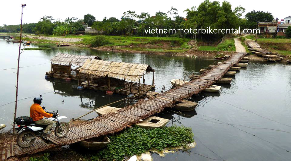Short Motorbike Tours Around Hanoi guided motorbike tours on two wheels