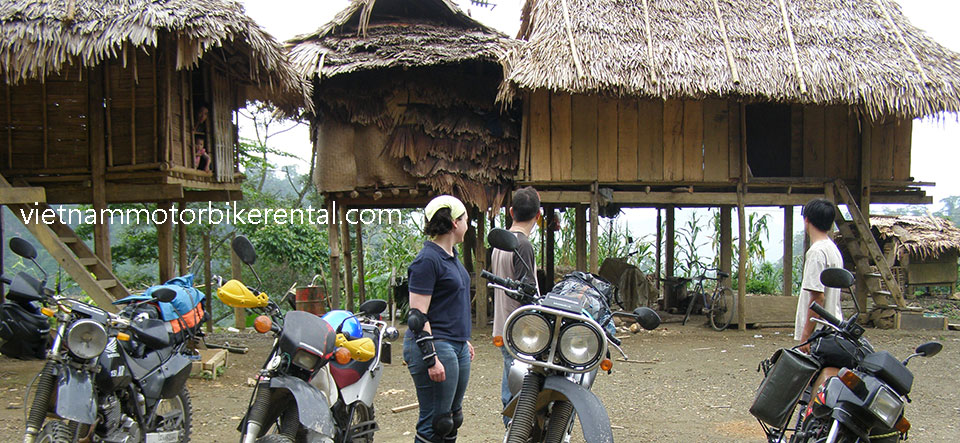 Mai Chau - Best Two Days Escape Away From Hanoi guided motorcycle tours
