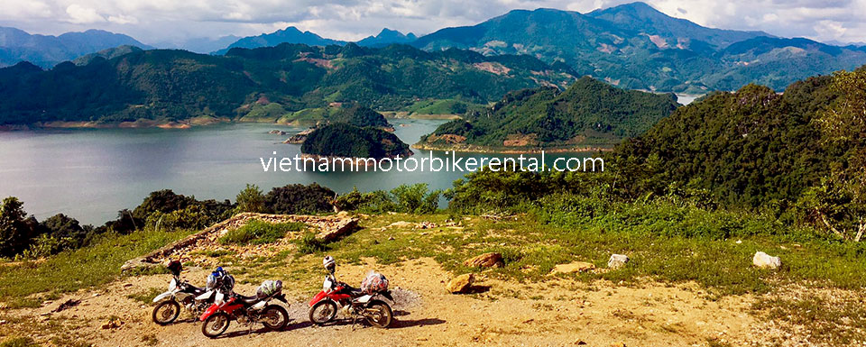 6 Days Northeast Vietnam Motorbike Tours from hanoi