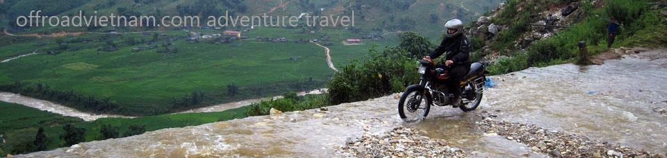 Vietnam Motorbike Hanoi Rental - Touring Motorcycle Rental 125cc - 160cc in Hanoi