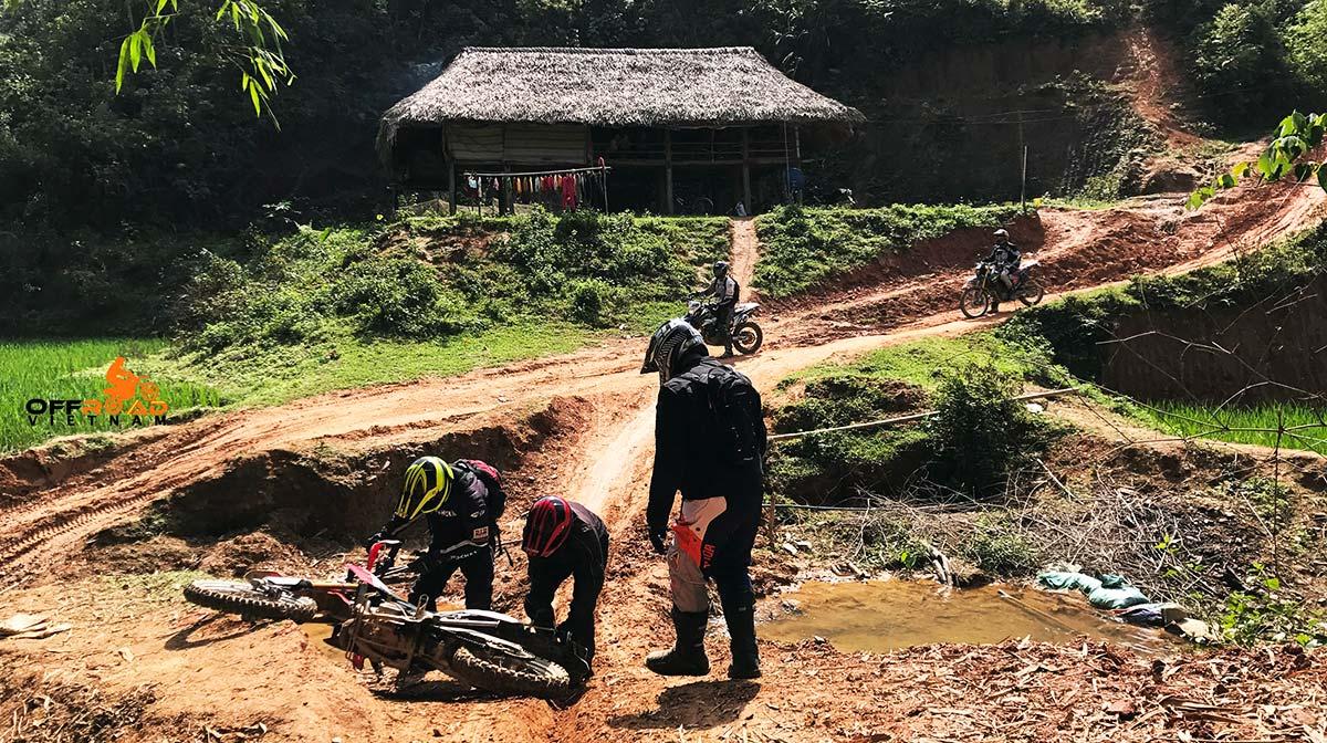 Customized Vietnam Motorbike Holidays guided motorbike tours on two wheels