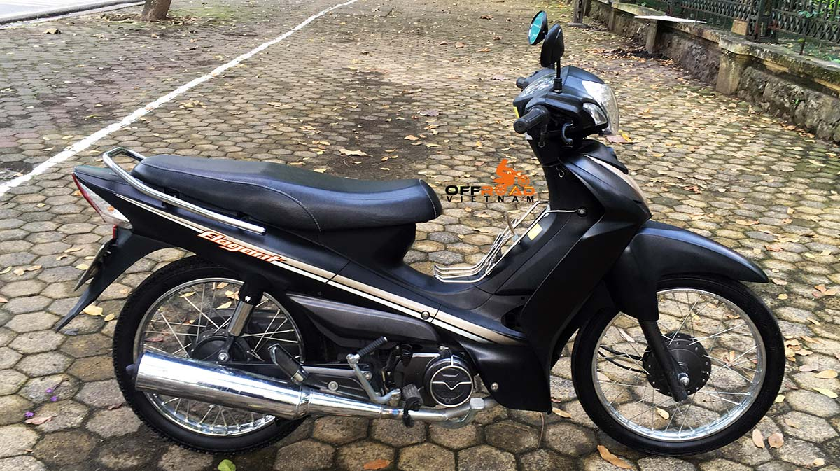SYM Elegant 50cc Scooters For Beginners. No licence is required.