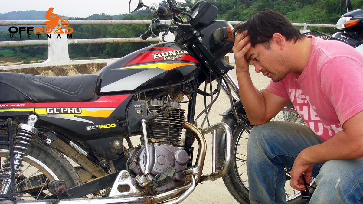 Terminology - Know and understand your bike, terminology and talk to mechanics in Vietnam