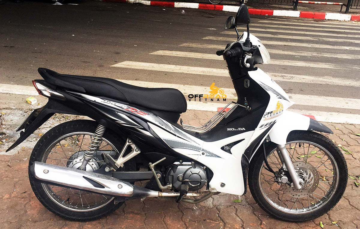 2014 Honda Wave S 110cc year 2014 used touring motorbikes for sale in Hanoi.