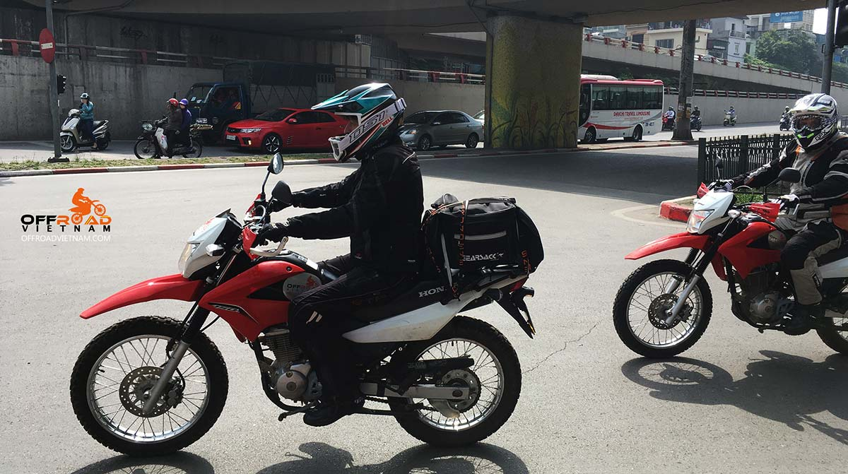 Vietnam Motorbike Hanoi Rental - Things To Bring On A Vietnam Motorbike Tour. Vietnam Motorbike Rental advices on what to bring for your Vietnam motorbike tour