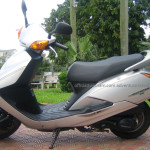 Honda @ Stream 125cc. A smaller version of Honda @125. Discontinued in 2010.