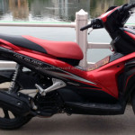 Honda Air Blade 110cc FI. Discontinued in 2012.