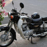 Honda CD 125 Benly. Discontinued in 2007.