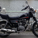 Honda CM Master 150cc. Upgrade from 125cc, discontinued in 2013.