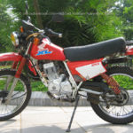 Honda XL125. Discontinued in 2012.