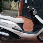 Honda Joying (Fuma) 125cc. Discontinued in 2009.