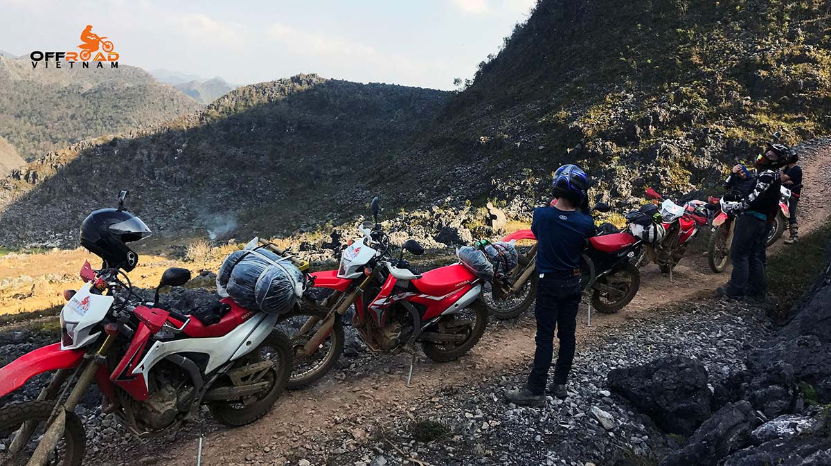 Vietnam Motorbike Rental is where you rent off-road motorbikes in Hanoi from a professional company.