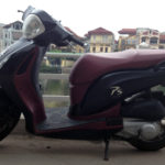 Honda PS150i. Discontinued in 2011.